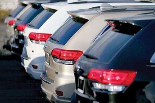 تعرفه واردات انواع خودرو