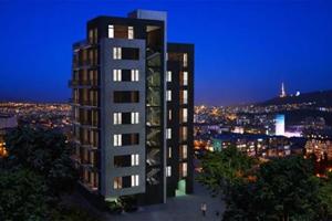 نرخ قطعی آپارتمان در شمال تهران؟