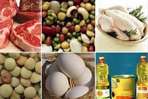 افزایش قیمت مواد غذایی