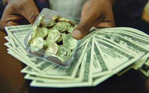 قیمت سکه و دلار در بازار آزاد