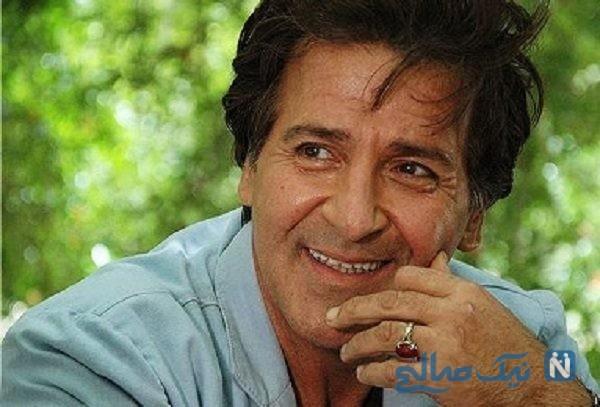 جشن تولد ابوالفضل پورعرب بازیگر مطرح سینما در ۵۸ سالگی