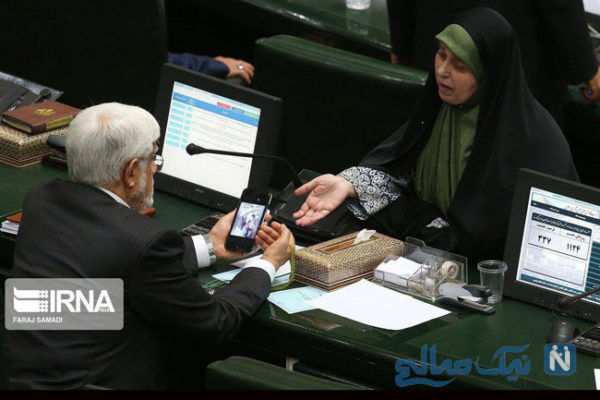 درگیری پلیس با دختر تهرانپارس