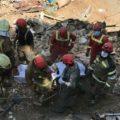 مرگ دلخراش یک زن به دلیل فرو ریختن ساختمان در وردآورد
