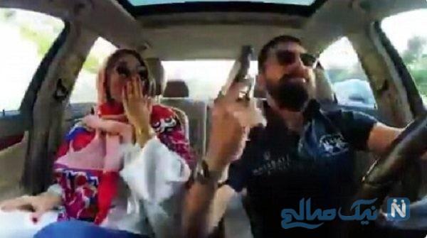 محسن افشانی بازیگر ایرانی
