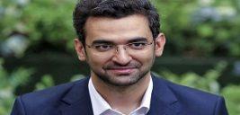 خودروی لاکچری آذری جهرمی وزیر ارتباطات