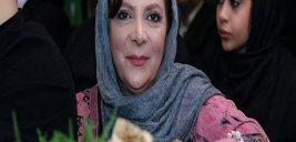 عکس بازیگر زن ایرانی در کنار همسر بیمارش