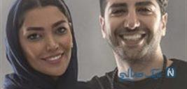 زانیار خسروی و همسرش ارنیکا صادقی در خارج از کشور
