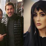 اینستاگرام بازیگران ۴۹۳ +تصاویری از عاشقانه روشنک عجمیان تا پژمان بازغی و بازیگر مشهور ترکیه