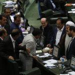 پس لرزه توهین به محمد جواد ظریف در مجلس