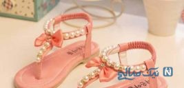 بهترین و شیک ترین کفشهای تابستانی بچگانه(دخترانه)+تصاویر