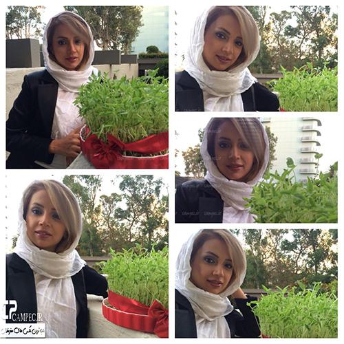 عکس های جدید شبنم قلی خانی ویژه نوروز ۹۴