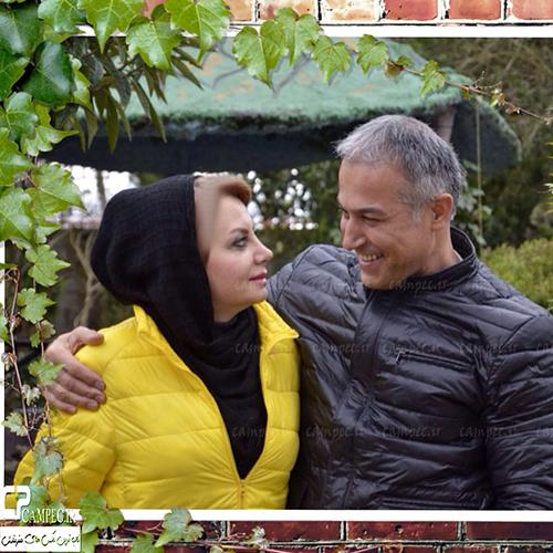 عکس های بازیگران در کنار همسرانشان در اسفند۹۳