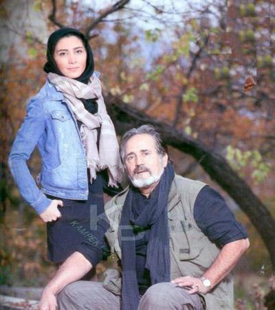 نیکی مظفری: پدرم برای بازیگر شدن من پارتی بازی نکرد +عکس