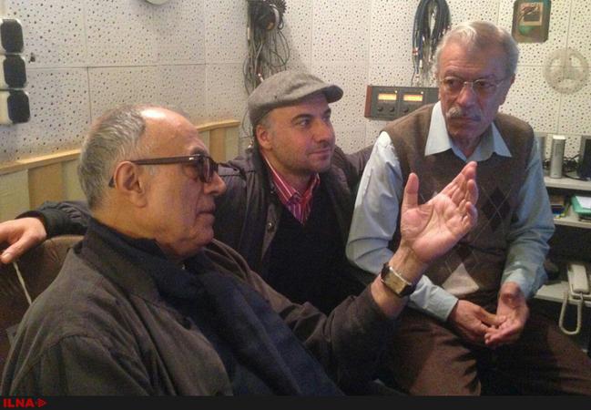 آخرین عکسهای عباس کیارستمی قبل از مراجعه به بیمارستان!+تصاویر