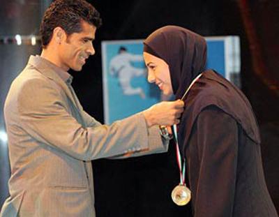 مهروز ساعی با ناراحتی تکواندو را ترک کرد!+تصاویر
