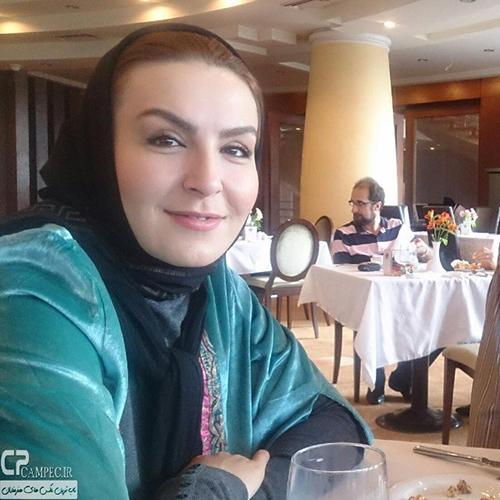 عکس های بازیگران سریال گذر از رنج ها در پشت صحنه برنامه خوشا شیراز
