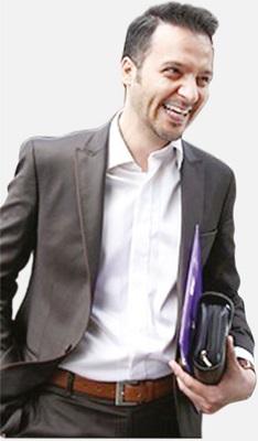 گفتگو با محمد سلوکی مجری خوش صحبت تلویزیون! +عکس