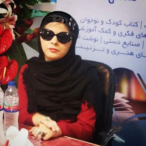 عذرخواهی بازیگر زن از تمسخر مریم حیدرزاده!+عکس