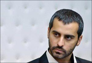 علیرام نورایی :کسی را که به من فحش ناموس بدهد، هیچ وقت حلال نمیکنم.! عکس