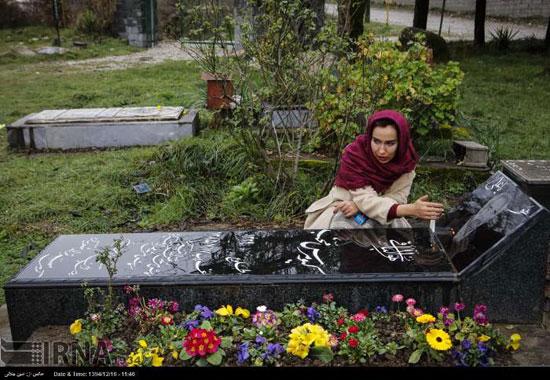 عکسهایی از نکیسا دختر گل فروش تهران!+تصاویر