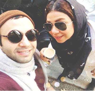 سالروز تولد صابر ابر یک خردادی تمام عیار!+عکس خواهرش