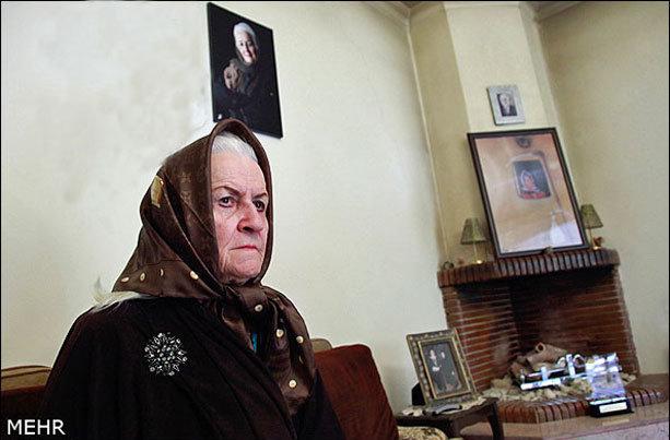 ملکه رنجبر : همانی هستم که بودم؛ فایدهای ندارد!+تصاویر