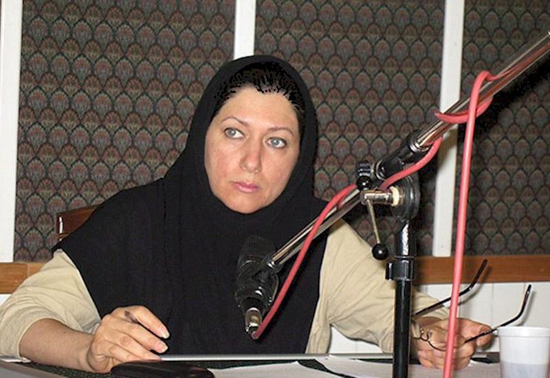 فریبا متخصص بازیگر کشورمان از تجربیات حضور در رادیو گفت!+تصاویر