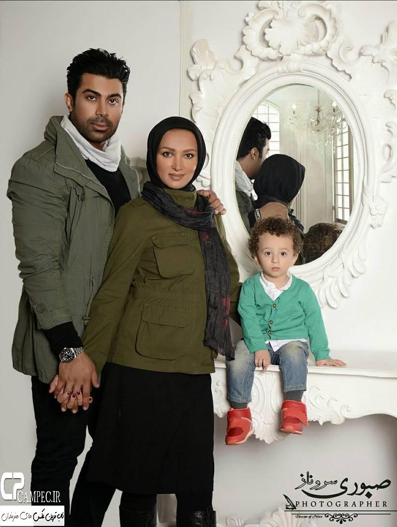 بازیگران سرشناس ایرانی به همراه همسرانشان+تصاویر