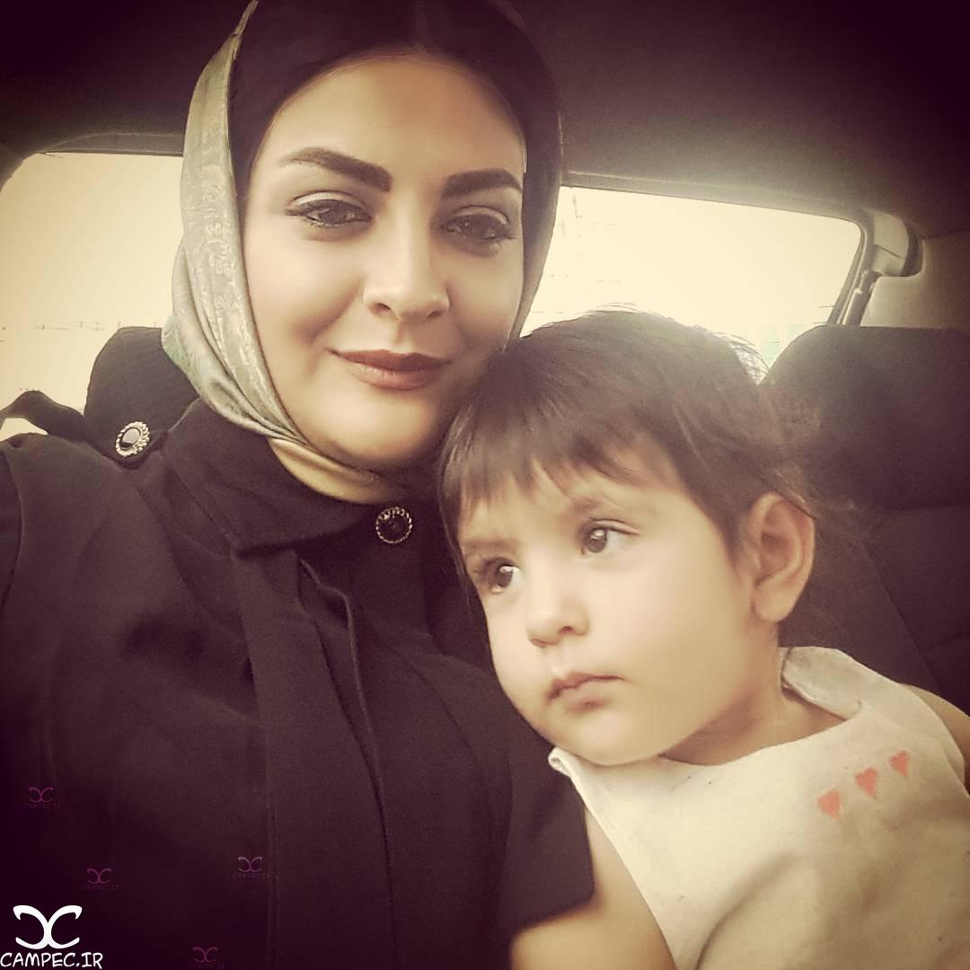 معرفی لیلا ایرانی بازیگر برنامه دورهمی مهران مدیری!+تصاویر