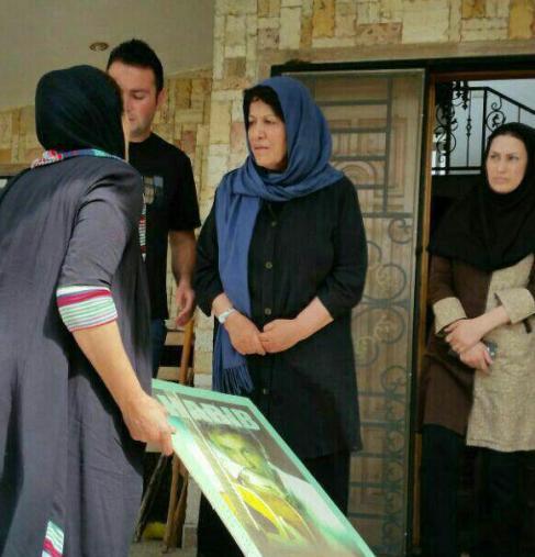 ناهید همسر دوم حبیب محبیان را ببنید!+عکس