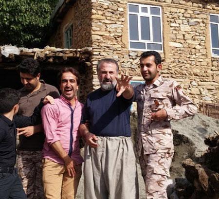 مهران رجبی از چه چیزی لجش می گیرد؟+تصاویر