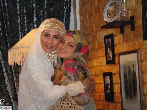 عکسهای جدید مهسا کامیابی بازیگر سریال قهر و آشتی