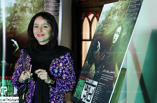 عکس های بازیگران در اکران خصوصی فیلم انارهای نارس