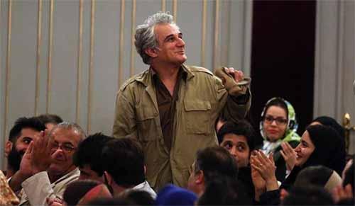پدر و دختر بازیگر: مهدی هاشمی و دخترش نورا هاشمی +عکس