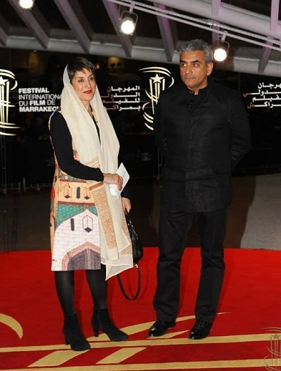 فاطمه معتمد آریا در جشنواره فیلم مراکش + عکس