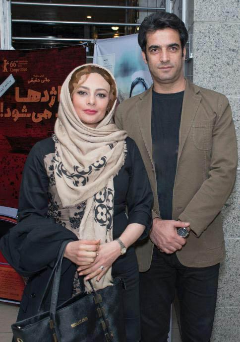 عکس های جدید یکتا ناصر و همسرش منوچهر هادی+تصاویر