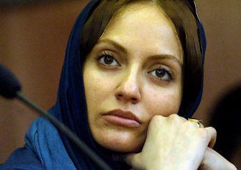مهناز افشار بازیگر معروف سینمای ایران را با گریم زامبی ببینید!+عکس