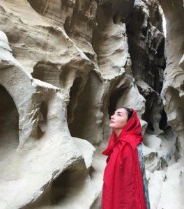 هانیه توسلی بازیگر زن