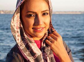 شبنم قلی خانی در کنار کریس رونالدو و بیوگرافی وی!+عکس