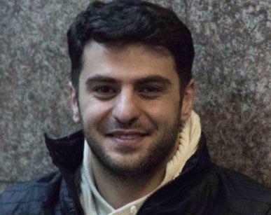 علی ضیا مجری کشورمان در پشت صحنه فیلم کارگردان مشهور!+عکس