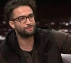 حضور پرحاشیه بنیامین بهادری خواننده پاپ در شبکه سه!+عکس