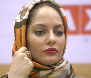 مهناز افشار بازیگر سینمای ایران در فیلم گیلدا برروی ویلچر نشست!+عکس