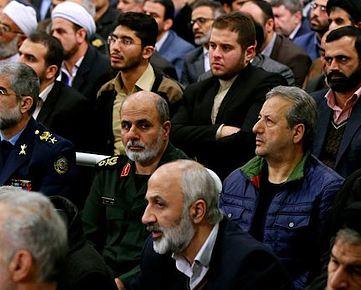 بازیگران مشهور کشورمان در دیدار امروز رهبر معظم انقلاب اسلامی+عکس