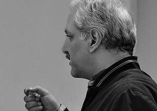 خواننده پاپ در پشت صحنه فیلم جدید مهران مدیری!+عکس