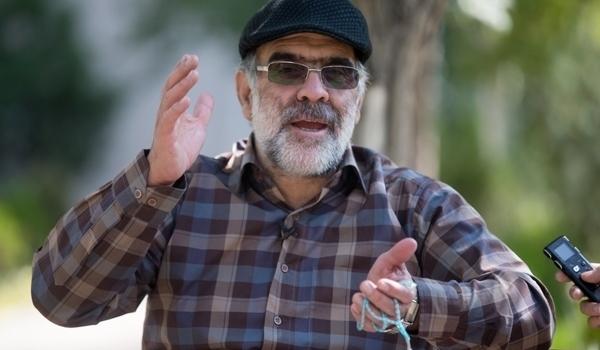 اصغر نقی زاده بازیگر کشورمان : ابراهیم حاتمی کیا همچنان رفیق من است!