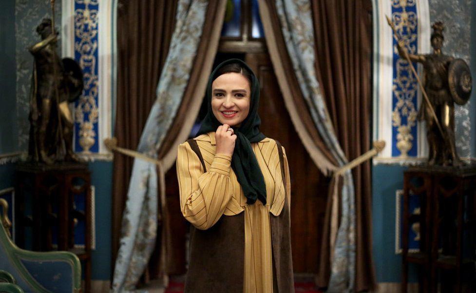 عکسهای جدید پریناز ایزدیار و گلاره عباسی در سریال شهرزاد ۲+تصاویر
