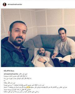 احمد مهرانفر در پایتخت 5