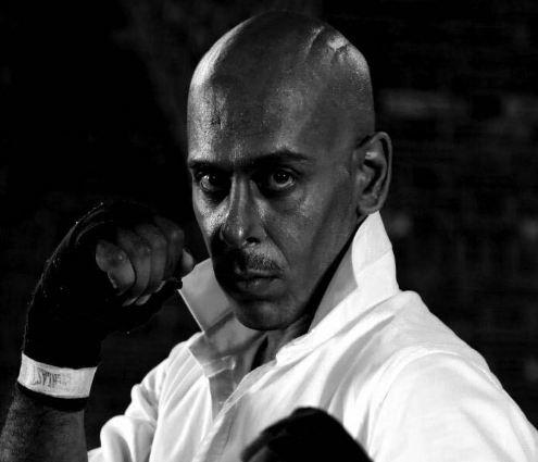 فیلم کوتاه ارشا اقدسی بدلکار خندوانه در جشنواره جیپور هند!+عکس