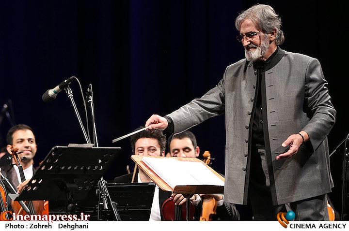 کنسرت ارکستر ملی ایران در جشنواره موسیقی فجر!+تصاویر