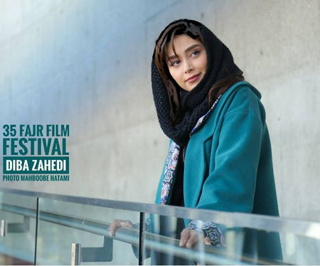 بازیگران زن در جشنواره فیلم فجر 35 ام